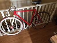 State fixed gear bicycle - 56cm