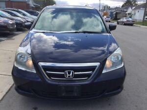 2007 Honda Odyssey 5dr Wgn EX