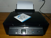 Epson XP-310 WiFi printer photocopier scanner