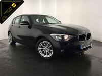 2013 63 BMW 116D EFFICIENT DYNAMICS BUSINESS 1 OWNER BMW HISTORY FINANCE PX