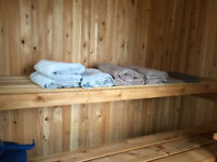 Kangas Sauna is Looking for P/T Cleaner
