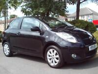 TOYOTA YARIS 1.0 2011 T SPIRIT COMPLETE WITH M.O.T HPI CLEAR INC WARRANTY