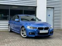 2017 BMW 3 Series 320d M Sport Saloon Saloon Diesel Automatic