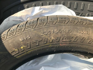 Tires 235 55R19