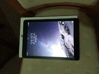 iPad Air 16 GB space grey cellular 4g + wifi