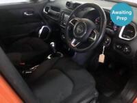 2015 JEEP RENEGADE 1.6 Multijet Longitude 5dr SUV 5 Seats