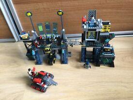 Lego Batman The Batcave
