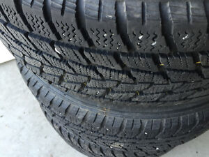 205/65r15 Toyo observe GO2 plus winter tires on 5x108mm wheels