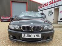 2006 06 BMW 3 SERIES 3.0 330CD SPORT 2D 202 BHP DIESEL