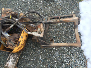 sickle bar mower hydraulic rebuild with tons of new parts