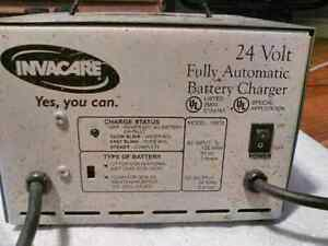 Invacare battery charger London Ontario image 1