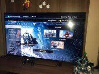 Sony KDL50W755C 50 Inch LED smart tv.
