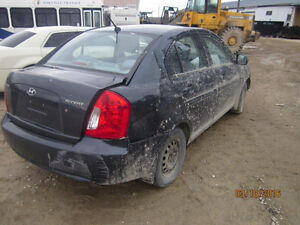 LAST CHANCE FOR PARTS! 2010 HYUNDAI ACCENT @ PICNSAVE WOODSTOCK!