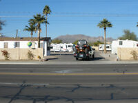 Small RV/Mobile Home Park for sale///24 Lots on 2 Acres
