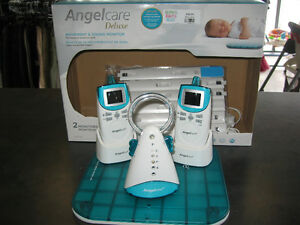 Deluxe Angel care & sound movement monitor