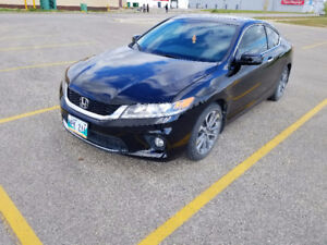 2014 Honda Accord EX-L V6 Coupe