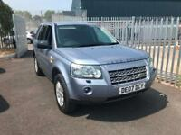 2007 Land Rover Freelander 2 XS TD4 Diesel 4X4 New Mot FSH Finance Available