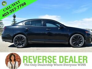 2009 Lincoln MKS Base  Accident free, Cooled seats, AWD