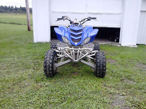 ***** 2004 YAMAHA RAPTOR 660R ***** FOR SALE OR TRADE!
