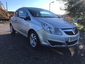 Vauxhall Corsa cdti excellent condition service history