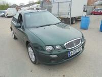 Rover 25 1.4 iXL 5 DOOR - 2003 03-REG - 4 MONTHS MOT