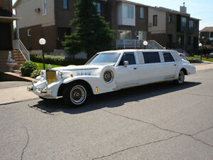 Phantom Royal Knight 6-Passenger Limousine