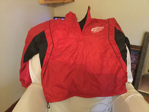DETROIT REDWINGS PULLOVER