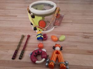 Instrument de musique pour enfants