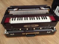 Paul & Co Harmonium 9 scale changer with padded bag