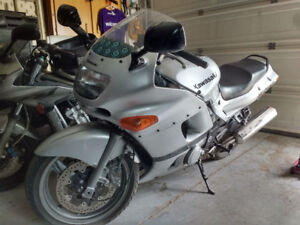 Wanted ZZR600 Engine