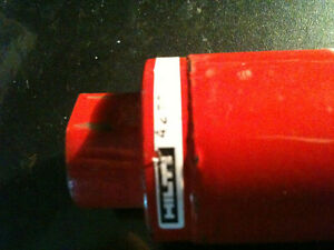 Hilti core masonry Bit Peterborough Peterborough Area image 8