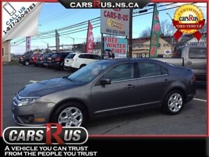 2011 Ford Fusion SE....includes 4 FREE winter tires!!!