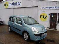Renault Kangoo Expression Automatic Hand Controls Wheelchair Scooter Accessible