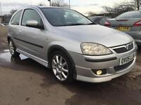Vauxhall Corsa 1.4i 2005 Exclusive FULL HEATED LEATHER INTERIOR