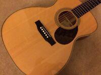 Recording King RO-126 Acoustic Guitar