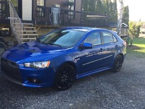 mitsubishi lancer ralliart sportback turbo awc