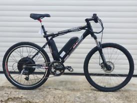 E Bike GT Avalanche MTB NOT A trek specialized cannondale giant santa