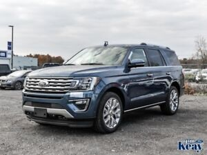 2018 Ford Expedition Limited  - Navigation -  Sunroof - $276.58