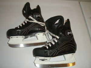 Boys or Girls Youth MISSION WARP Ice Skates Size 10 Youth Kids