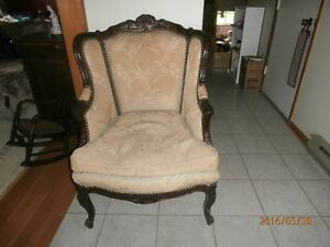 Victorian arm chair Kitchener / Waterloo Kitchener Area image 1