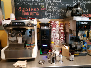 Coffee equipment Sales and Service company