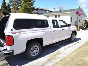 2014 Chevrolet Silverado 1500 WT Pickup Truck 6 cyl. 4.3L 4x4