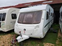 2006 Swift Challenger 510-4 Fixed Single Beds Caravan