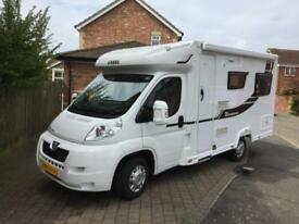 Elddis Autoquest 140, 2015, One Owner, Only 7093 Miles, Sleeps 2,
