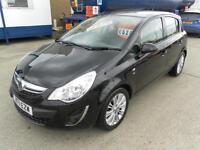 Vauxhall/Opel Corsa 1.2i 16v ( 85PS ) ( a/c ) 2011MY SE
