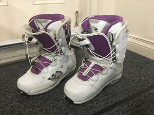 Ladies Size 9 Northwave Board Boots