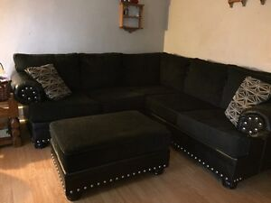 Sectional couch - 8 months ols