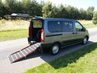 2010 Citroen Dispatch Combi 1.6 Hdi VERY LARGE WHEELCHAIR ACCESSIBLE AREA