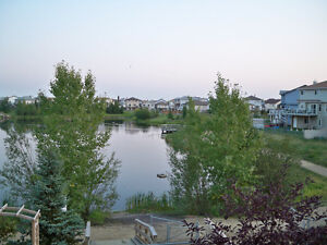 House for Rent on Castlewood Lake In Edmonton