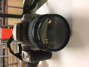 CANON DIGITAL REBEL XT 8MP WITH EFS 18-55mm f3.5-5.6 LENCE